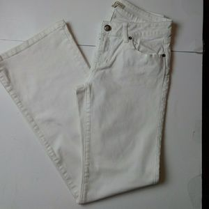 CAbi size for flare leg jeans